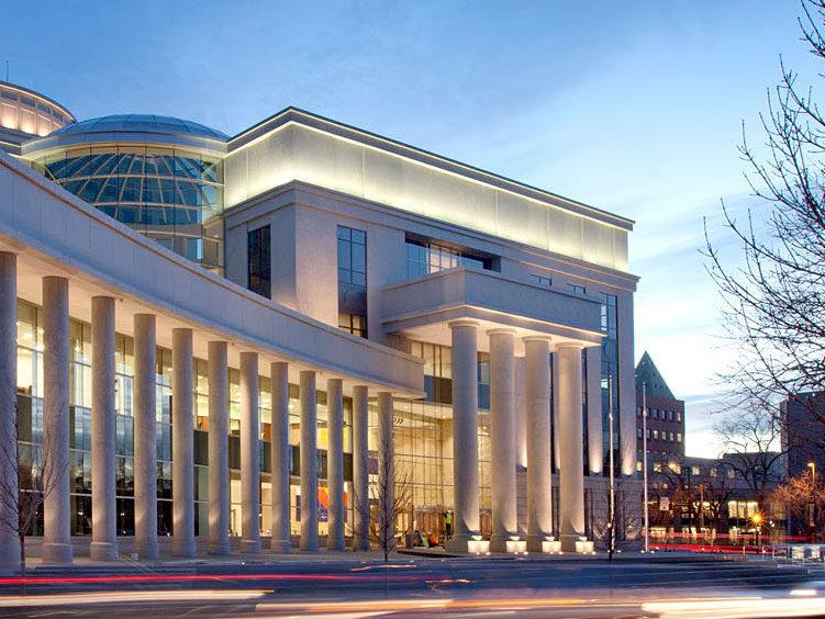 Ralph Carr Colorado Judicial Center - CCS Colorado