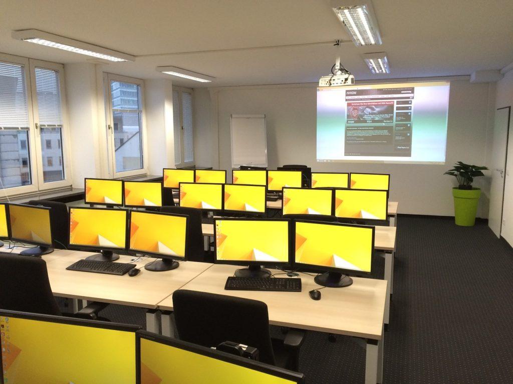 Classroom AV & Interactive Projectors - CCS Colorado