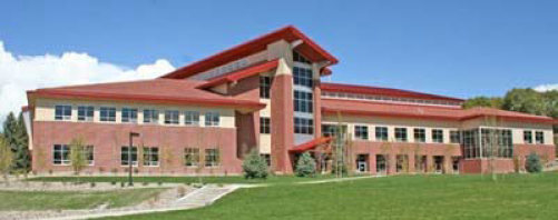 Western State - CCS Colorado