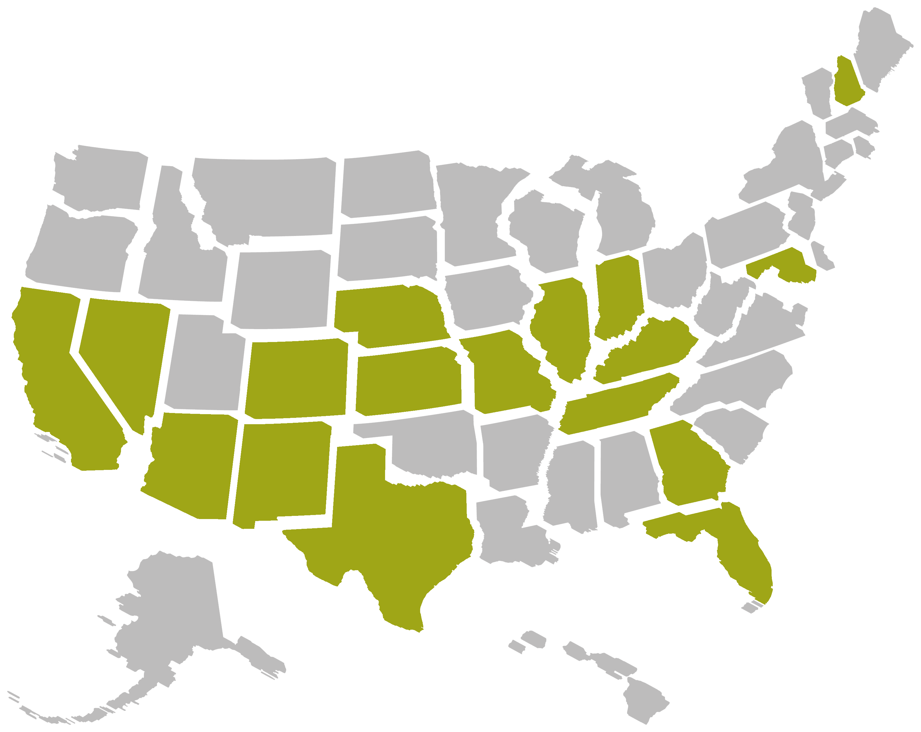 CCS Presentation Systems Contact Map - CCS Colorado