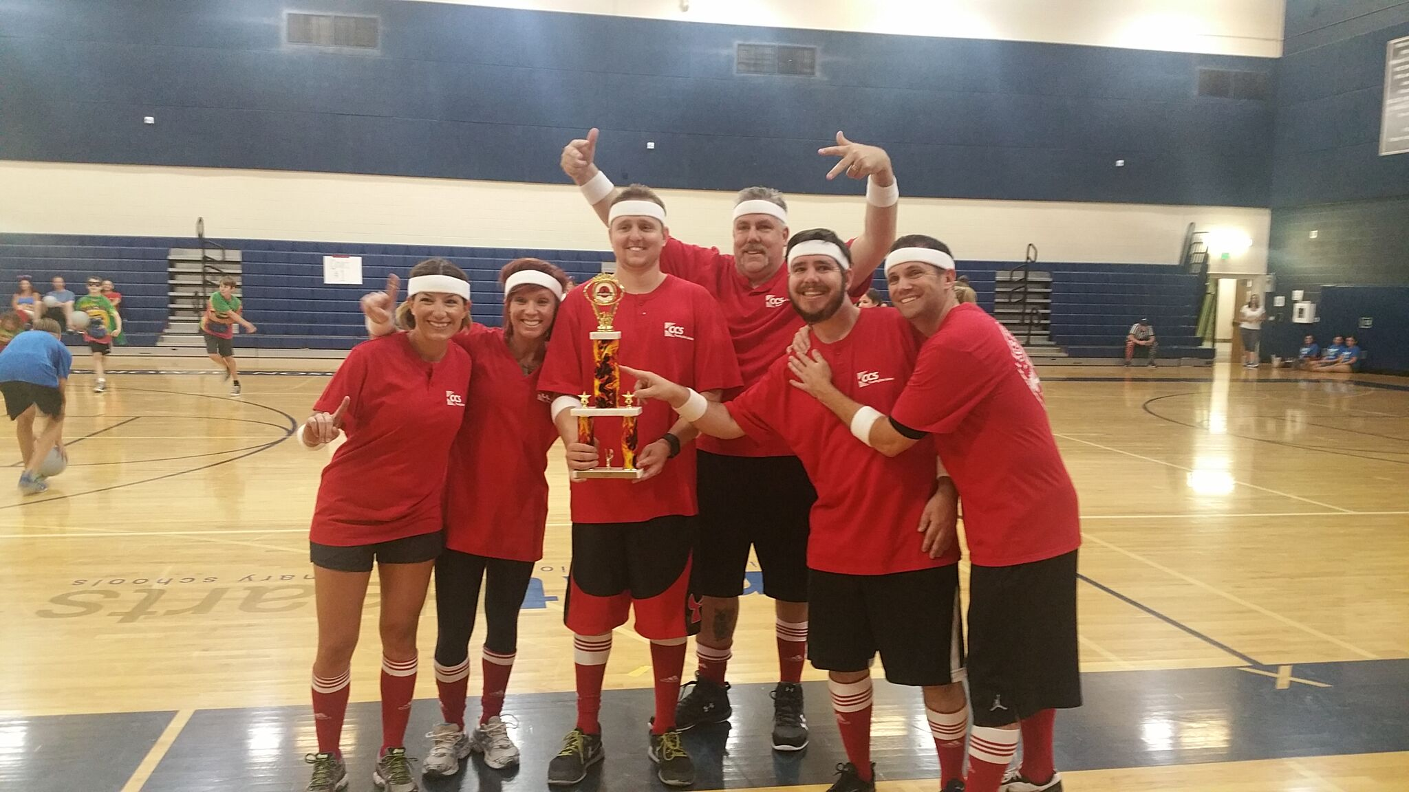 Global Resource Project Charity Dodgeball Event - CCS Colorado